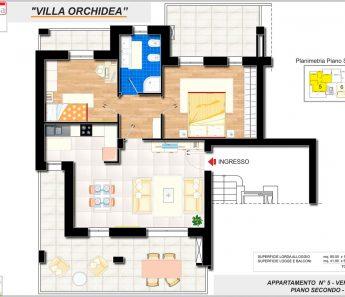 APPARTAMENTO ORCHIDEA 5-B